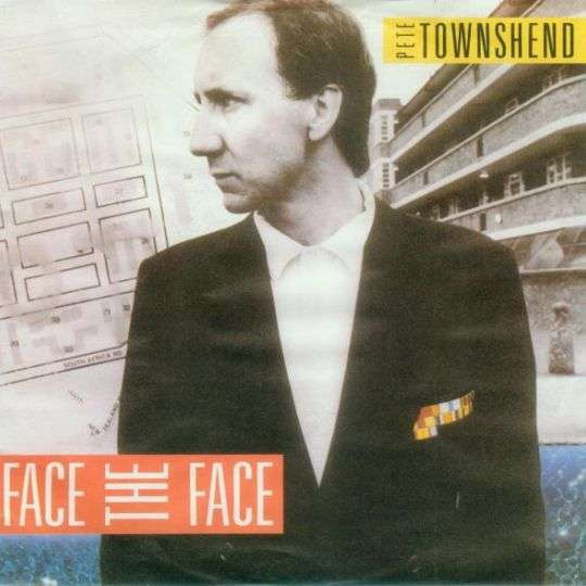 Coverafbeelding Pete Townshend - Face The Face