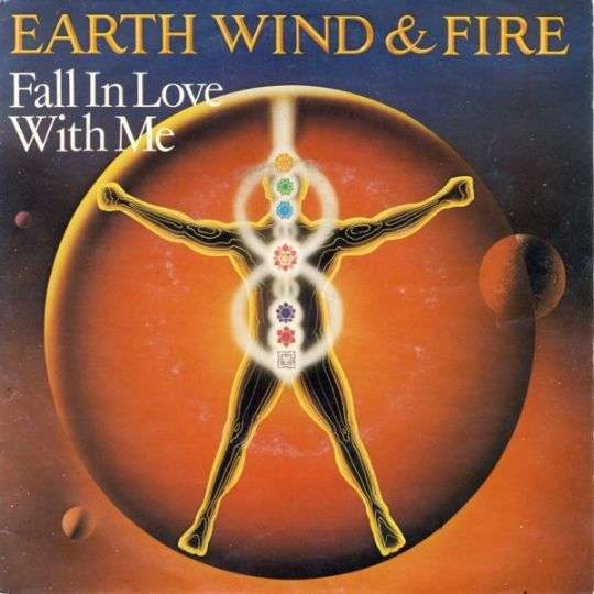 Coverafbeelding Earth Wind & Fire - Fall In Love With Me
