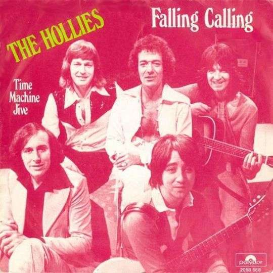 Coverafbeelding Falling Calling - The Hollies