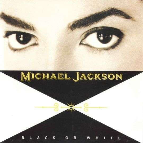 Coverafbeelding Black Or White - Michael Jackson