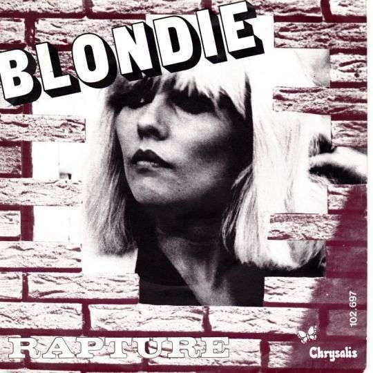 Coverafbeelding Rapture - Blondie