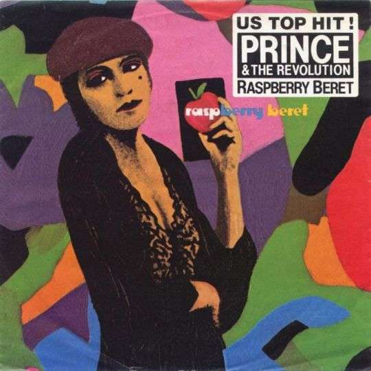 Coverafbeelding Raspberry Beret - Prince And The Revolution