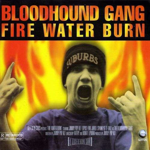Coverafbeelding Bloodhound Gang - Fire Water Burn
