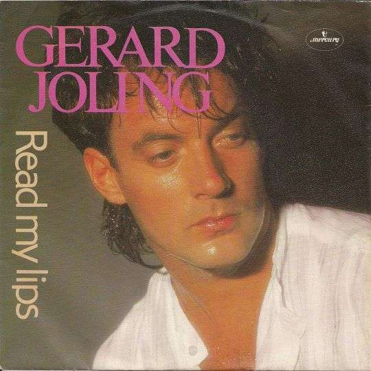 Coverafbeelding Read My Lips - Gerard Joling