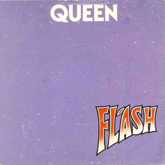 Coverafbeelding Queen - Flash