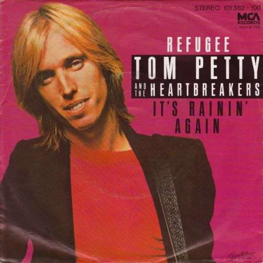 Coverafbeelding Tom Petty and The Heartbreakers - Refugee