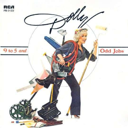 """Coverafbeelding Dolly - 9 To 5 [""""9 To 5 And Odd Jobs""""]"""
