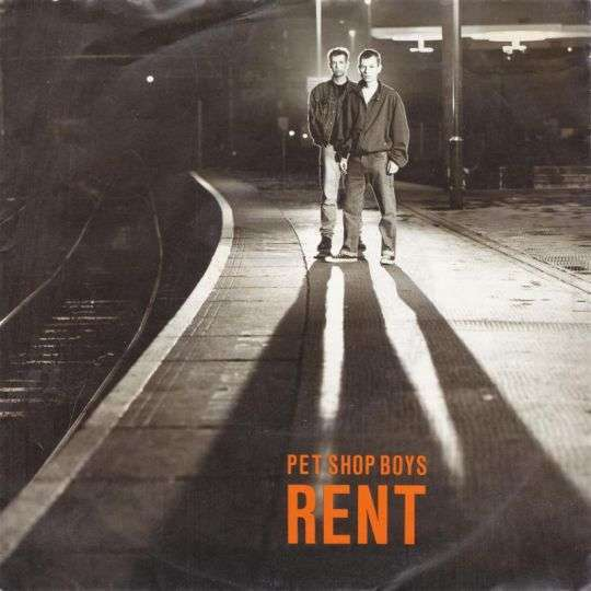 Coverafbeelding Rent - Pet Shop Boys