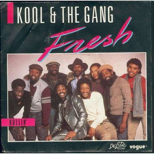Coverafbeelding Fresh - Kool & The Gang