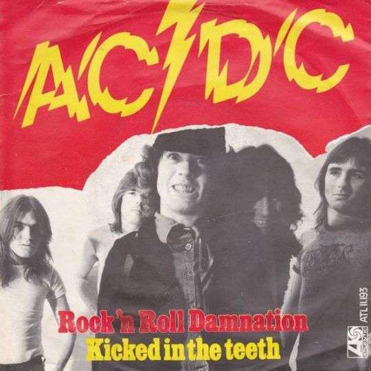 Coverafbeelding AC/DC - Rock 'n Roll Damnation