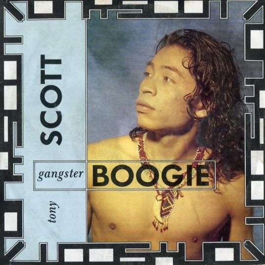 Coverafbeelding Gangster Boogie - Tony Scott