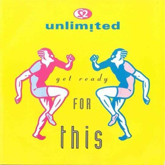 Coverafbeelding 2 Unlimited - Get Ready For This