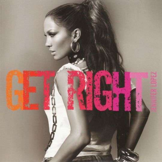 Coverafbeelding Get Right - Jennifer Lopez
