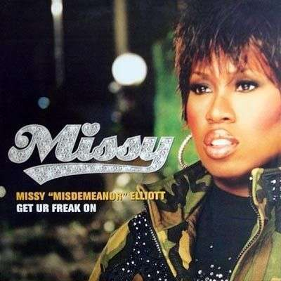 "Coverafbeelding Get Ur Freak On - Missy ""misdemeanor"" Elliott"