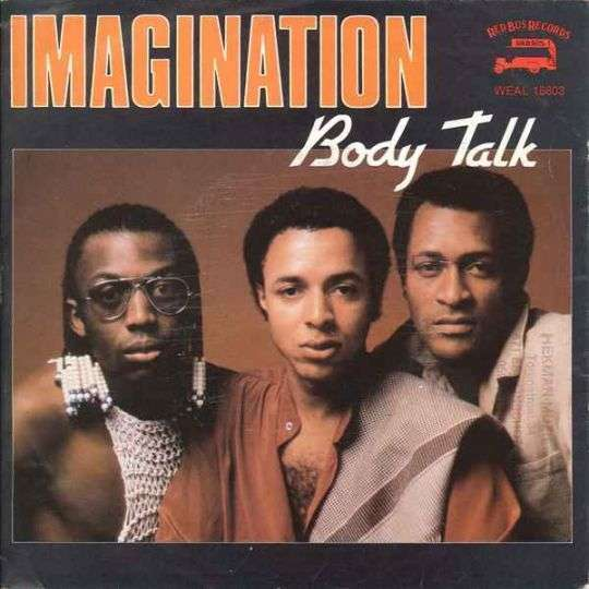 Coverafbeelding Body Talk - Imagination