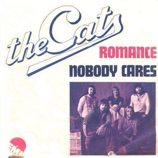 Coverafbeelding Romance - The Cats