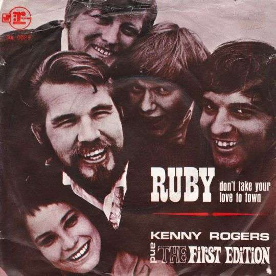 Kenny Rogers And The First Edition - Ruby Don't Take Your ...