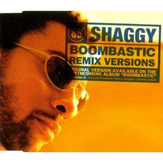 Coverafbeelding Boombastic - Remix Versions - Shaggy