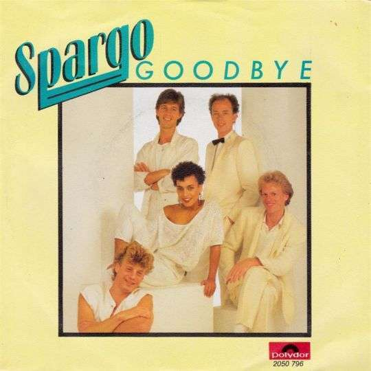 Coverafbeelding Goodbye - Spargo