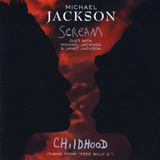 Coverafbeelding Scream - Michael Jackson - Duet With Michael Jackson & Janet Jackson