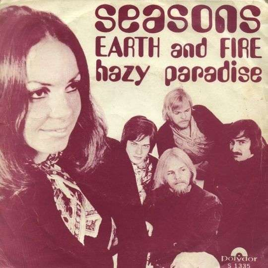 Coverafbeelding Seasons - Earth And Fire