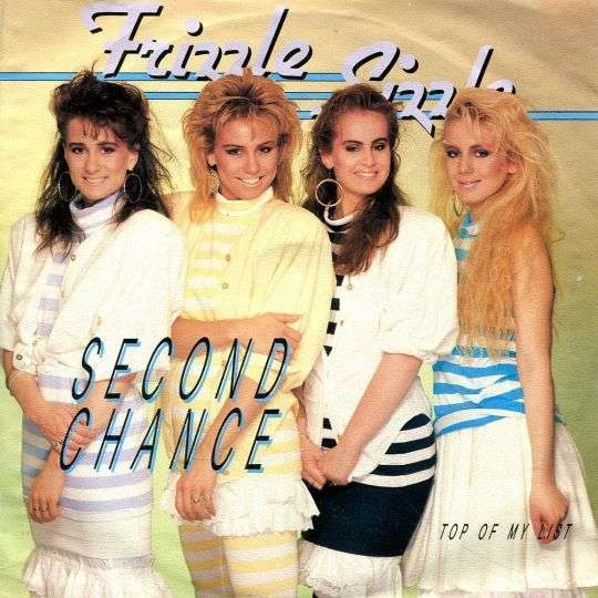 Coverafbeelding Frizzle Sizzle - Second Chance