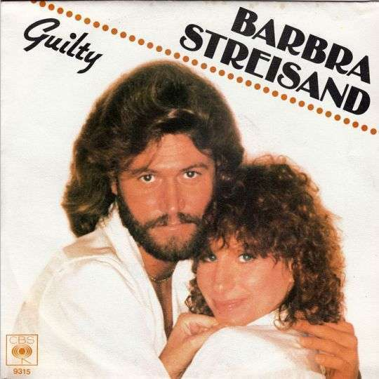 Coverafbeelding Guilty - Barbra Streisand