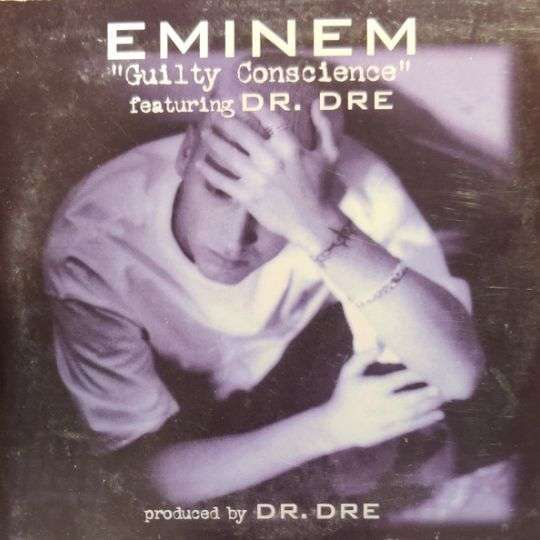 Coverafbeelding Guilty Conscience - Eminem Featuring Dr. Dre