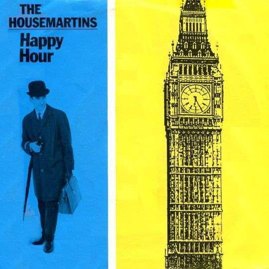 Coverafbeelding Happy Hour - The Housemartins