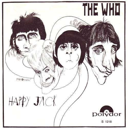 Coverafbeelding Happy Jack - The Who