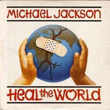 Coverafbeelding Heal The World - Michael Jackson