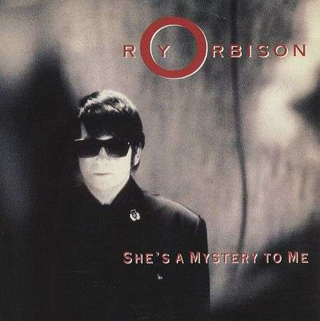 Coverafbeelding She's A Mystery To Me - Roy Orbison