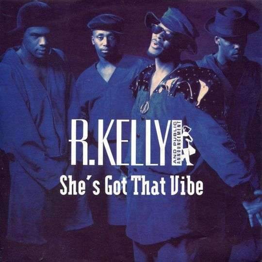 Coverafbeelding She's Got That Vibe - R. Kelly And Public Announcement