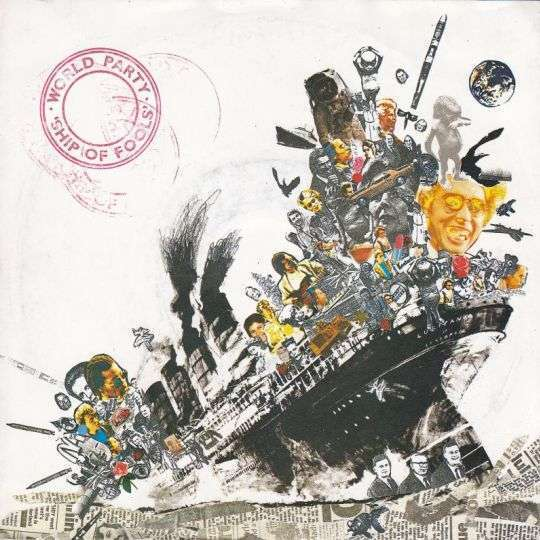 Coverafbeelding World Party - Ship Of Fools