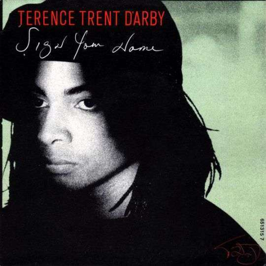 Coverafbeelding Sign Your Name - Terence Trent D'arby