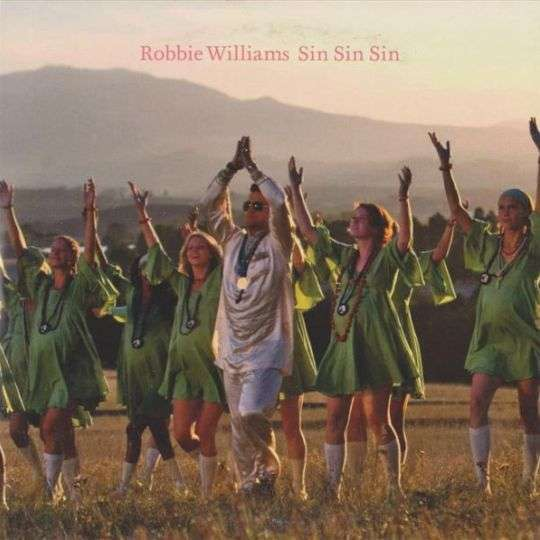 Coverafbeelding Sin Sin Sin - Robbie Williams
