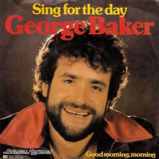 Coverafbeelding Sing For The Day - George Baker