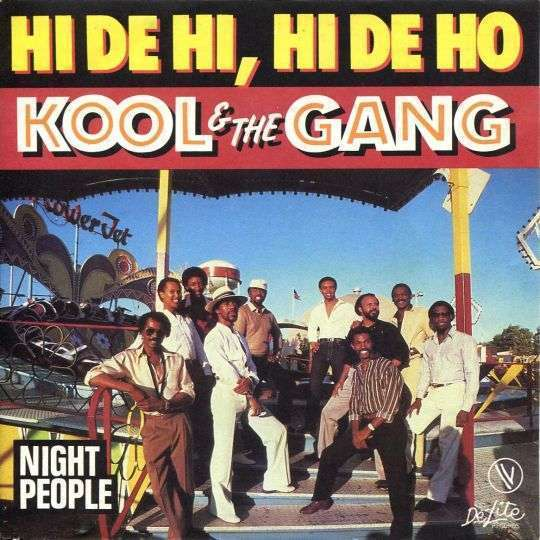 Coverafbeelding Hi De Hi, Hi De Ho - Kool & The Gang