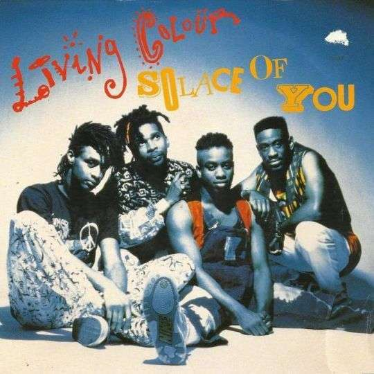 Coverafbeelding Solace Of You - Living Colour