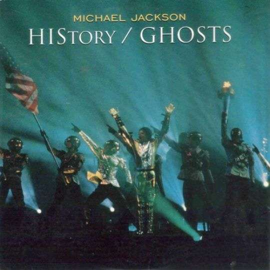 Coverafbeelding History/ Ghosts - Michael Jackson