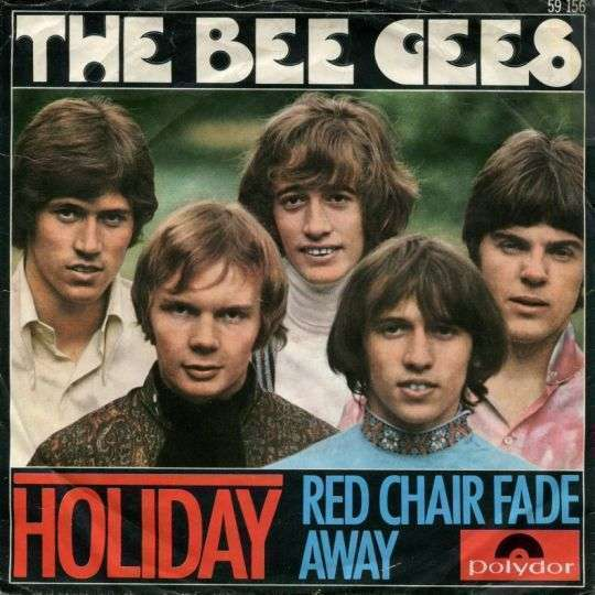 Coverafbeelding Holiday - The Bee Gees