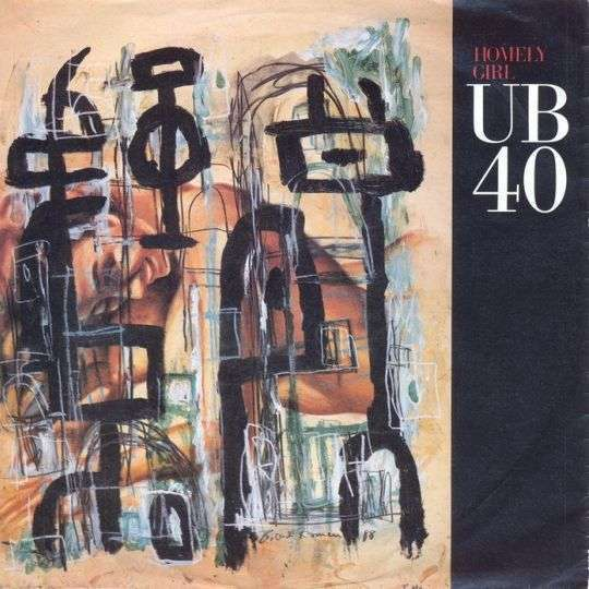 Coverafbeelding Homely Girl - Ub40