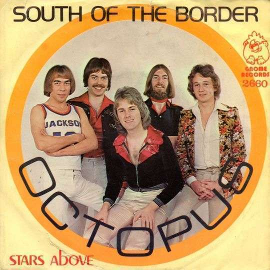 Coverafbeelding Octopus - South Of The Border