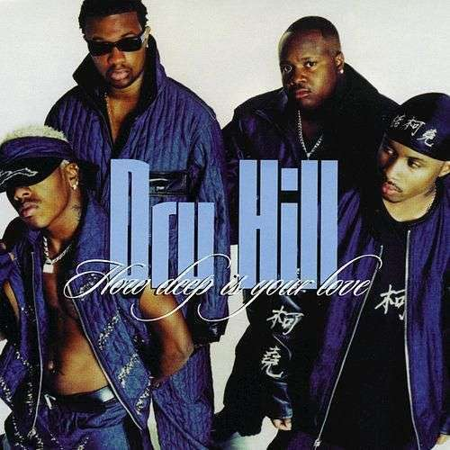 Coverafbeelding How Deep Is Your Love - Dru Hill