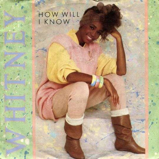 Coverafbeelding How Will I Know - Whitney