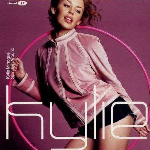 Coverafbeelding Spinning Around - Kylie Minogue