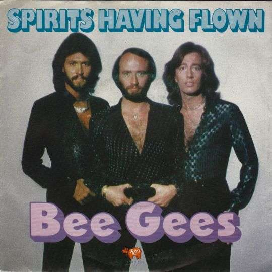 Coverafbeelding Spirits Having Flown - Bee Gees
