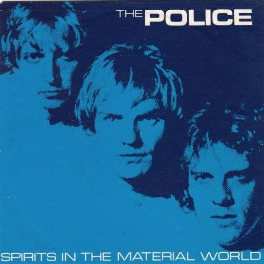 Coverafbeelding Spirits In The Material World - The Police