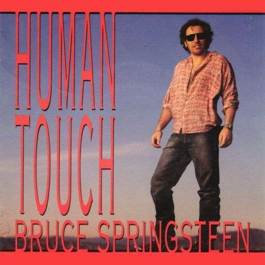 Coverafbeelding Human Touch - Bruce Springsteen