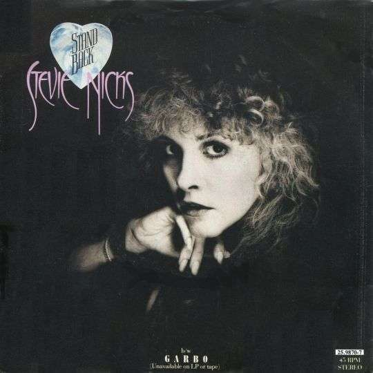 Coverafbeelding Stand Back - Stevie Nicks